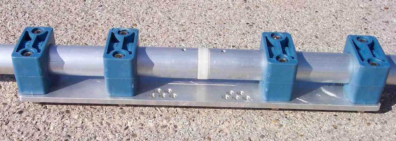 Alluminio for Tipi di materiali per tubi idraulici